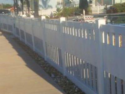 Iguana Barriers