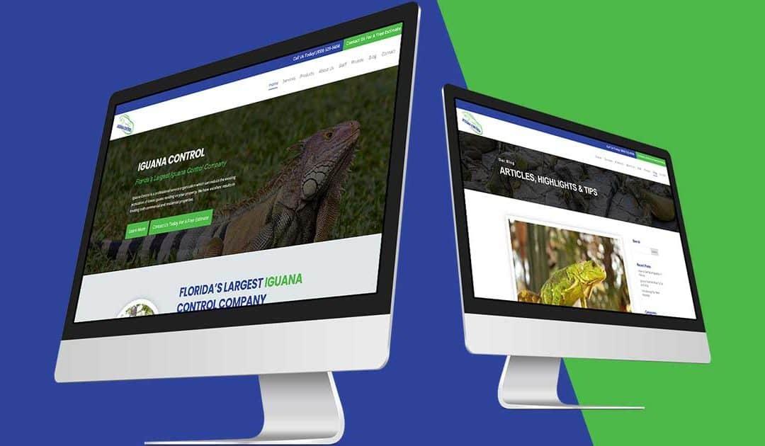Introducing Our New Website: IguanaControl.com